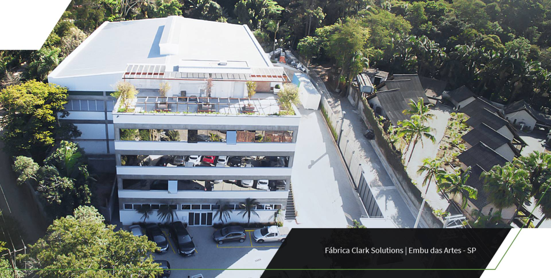 Factory Clark Soluction | Embu das Artes - SP